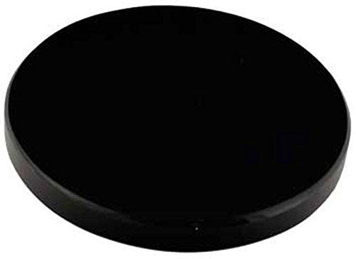 8' Black Obsidian scrying mirror
