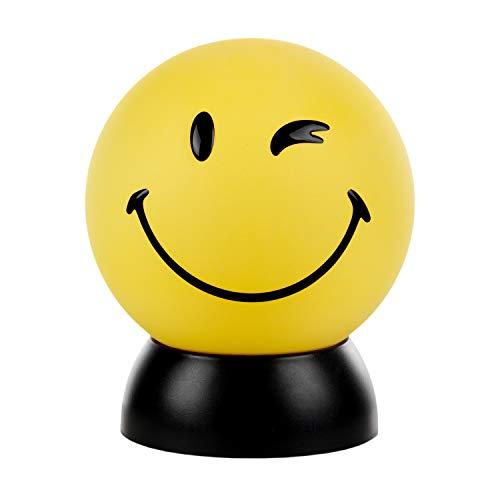 ONLI Tischlamp Smiley World BIRBO gelb mit LED