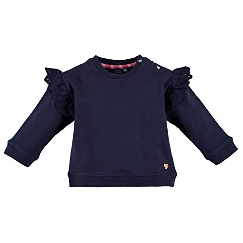 Babyface Girls Sweatshirt 0108404, Fb. Blue Navy (Gr. 92)