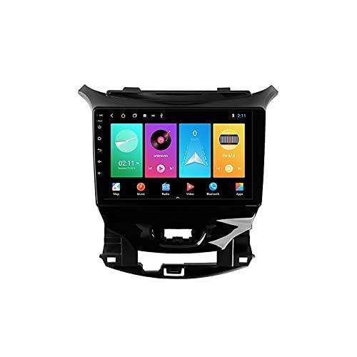 Android 10.0 Car Stereo Double DIN Radio para Chevrolet Cruze 2 2015-2020 Navegación GPS Reproductor Multimedia de 9 '' Receptor de Video Bluetooth con 4G / 5G WiFi SWC DSP USB Carplay