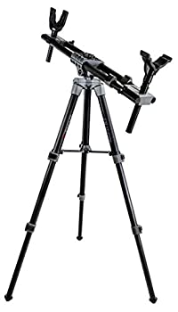 Bog FieldPod Adjustable Ambidextrous Rifle Shooting Rest for Outdoor Range and Hunting Multi Height  20.0  - 42.0
