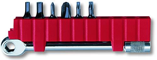 Victorinox Ratsche-Schlüssel Bithalter + 6 Bits 3.0306