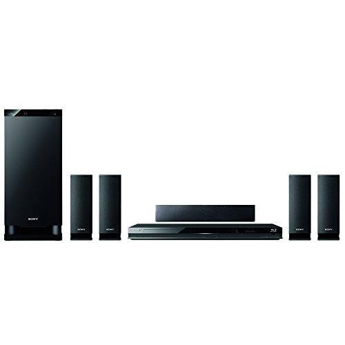 Sony 470SS Sistema de cine en casa con DVD y Blu-ray Disc™...