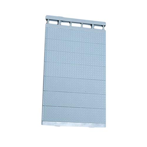 Rekken voor kast, verstelbaar, keukenrek, wandmontage, ruimtebesparend, decoratief, planken voor kasten – lichtblauw – 30 – 40 cm breed, 35 cm breed