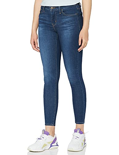 Levi's 310 Shaping Super Skinny Jeans, Toronto Times, 29W / 28L para Mujer