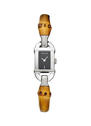 Gucci YA068514 - Reloj de Pulsera Mujer, Acero Inoxidable