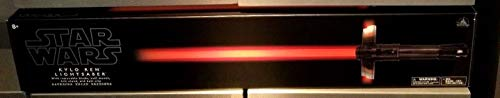 Disney Parks Star Wars Kylo Ren FX Red Lightsaber with Removable Blade