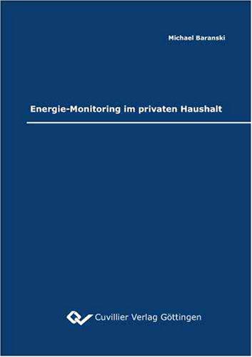 Energie-Monitoring im privaten Haushalt