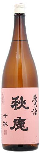 秋鹿 純米酒 千秋 1800ml