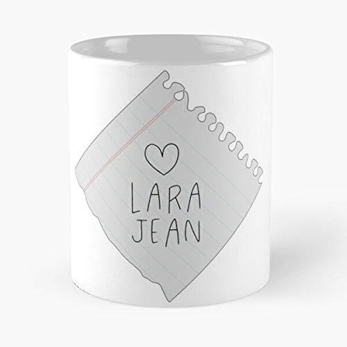 Lara Jean's Letter Classic Mug