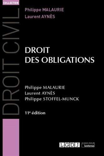 Droit des obligations (2020)