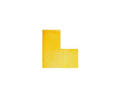 Durable Stellplatzmarkierung L Form 10 Stück 170204 gelb