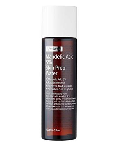 BY WISHTREND Lotion Exfoliante Visage Mandelic Acid 5% Skin Prep Water 120ml