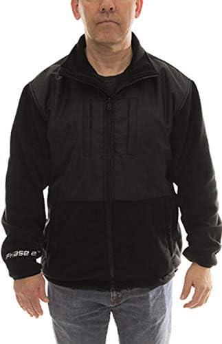 TINGLEY Rubber J25013 XL Soft Shell Jacket, Black