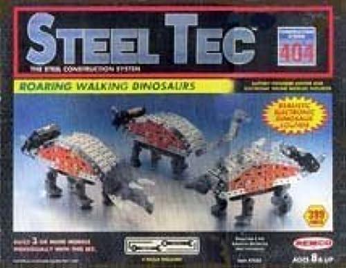 ROAbague, en marchant, DINOSAURS by Steel Tec