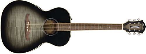 Fender: FA235E Concert Electro-Acoustic Guitar - Moonlight Burs