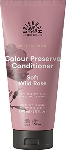 Urtekram Dare to Dream, acondicionador suave de rosa silvestre, orgánico 180 ml