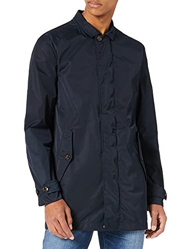 Geox Mens M SESTIERE Coat Jacket, Blue Nights, 56
