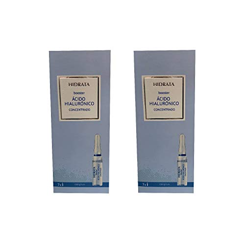 Deliplus Potenciador de ácido hialurónico concentrado 7 am. Pack de 2 unidades