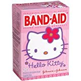 100561600 Bandaid Hello Kitty Assort Sizes 20 Per Box Part No. 100561600 by- J&J Sales & Logistics Co.