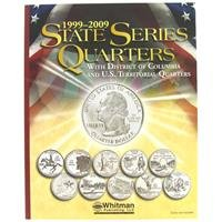 Cushioned State Series Quarters Collector's Folder