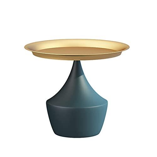Tavolo Salotto da Caffè Tavolino da caffè Creativo Divanotto rotondo Comodino Piccolo Tè Side Table Scaffale Camera da letto Soggiorno Combinazione Combinazione Tavolino da tavolo Tavolini da soggiorn