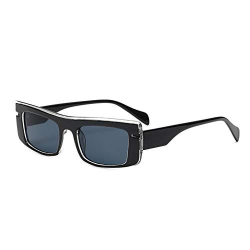 LUOXUEFEI Gafas De Sol Gafas De Sol Mujer Gafas Transparentes Hombre Gafas De Sol Sombras