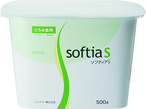 ニュートリー ソフティアS とろみ食用 500g
