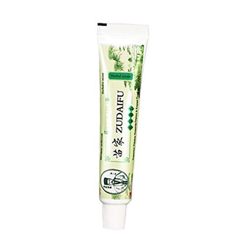 lujiaoshout La Psoriasis Crema, la Piel Crema de Cuidado de la Crema para la Dermatitis Zudaifu eccematoide Eczema Tratamiento Ungüento para el hogar
