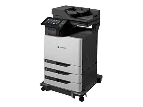 Lexmark CX825de Laser 55 ppm 1200 x 1200 dpi A4 - Impresora multifunción (Laser, 1200 x 1200 dpi, 650 Hojas, A4, Impresión Directa, Negro, Blanco)