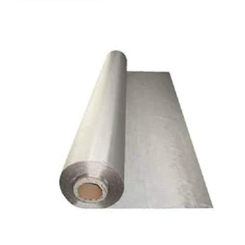Tela de protección EMF de 1,5 m de ancho anti radiación EMF protección red gris plata ropa de cama personalizada, tela de maternidad, 3㎡