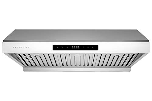 "Hauslane Chef Series 30"" PS10 Under Cabinet Range Hood"