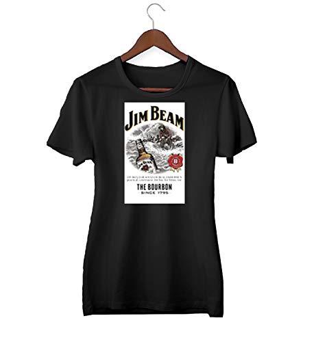 Beam Me Up Jim Whiskey_KK023663 T-shirt T-shirt voor mannen cadeau voor hem cadeau verjaardag Kerstmis