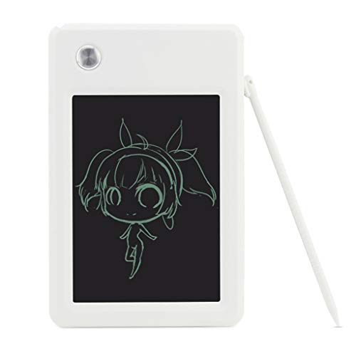 4,5 inch LCD tablet/whiteboard Piccola Smart Mini Design tafel voor kinderen Touch Memorandum (wit)