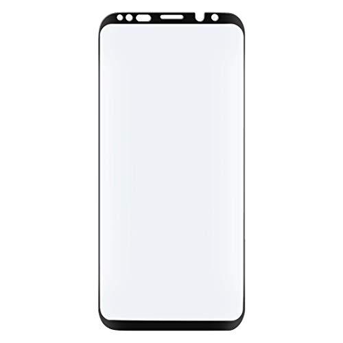 Hama Schutzgl. 3D-Full-Screen Samsung Galaxy S9+ Displayschutzglas Passend für: Samsung Galaxy S9+