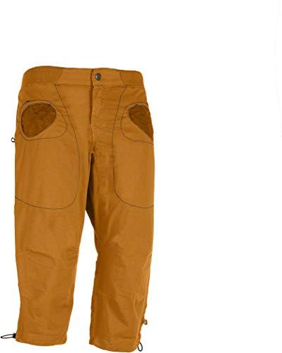 E9 Herren R3 Shorts, Mustard, M