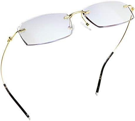 LifeArt Blue Light Blocking Glasses Computer Reading Glasses Anti Blue Rays Reduce Eyestrain product image