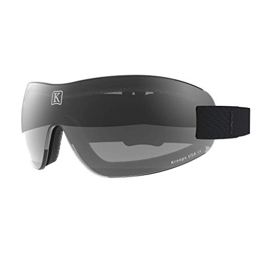Kroop's I.K. 91 Goggles - Protection from Wind, Dust, Snow, and Rain. Smoke