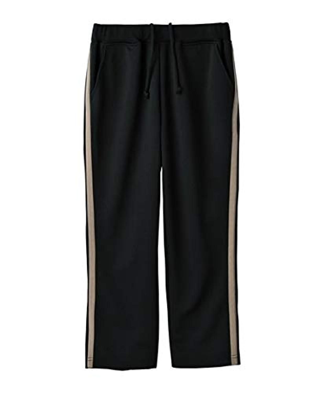 [nissen(ニッセン)] ジャージ クロップド パンツ 大きいサイズ レディース