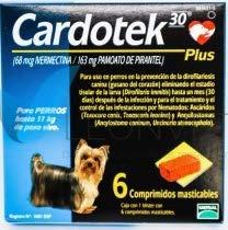 Boehringer CARDOTEK + Azul 6 Comprimidos