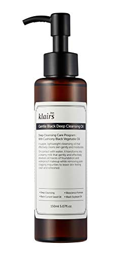 Klairs, Aceite Desmaquillante facial Deep cleansing oil- 1 unidad