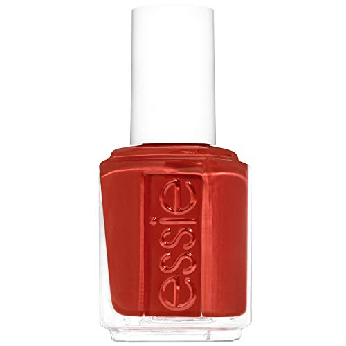 Essie Nagellack für farbintensive Fingernägel, Nr. 704 spice it up, Rot, 13.5 ml
