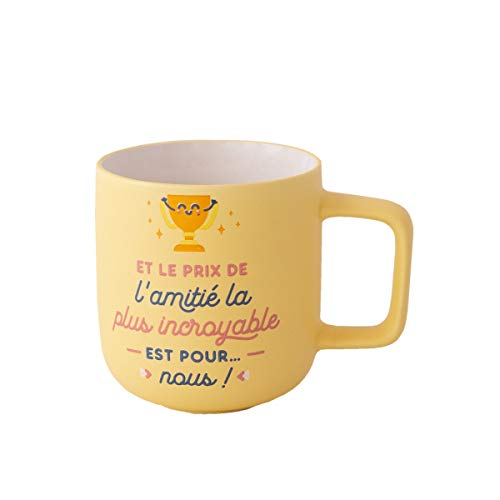 Mr. Wonderful WOA10625FR - Taza