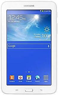 Samsung T113 Galaxy Tab 3 Lite Tablet Bilgisayar 1 GB Android 4.4, Beyaz