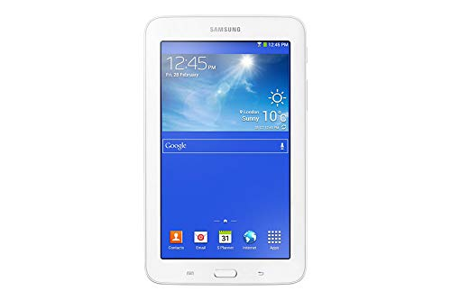 Samsunggalaxy Tab 3 Lite Sm-T113 8Gb Bianco Tablet