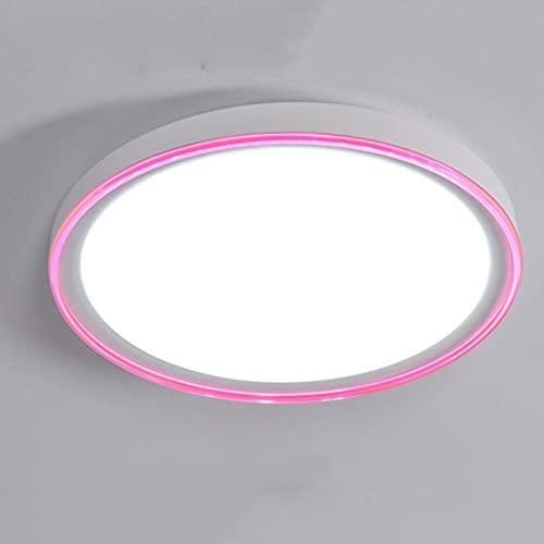LIWENGZ Plafoniera A LED Moderna E Semplice Plafoniere Rotonde Per Soggiorno Illuminazione Da...