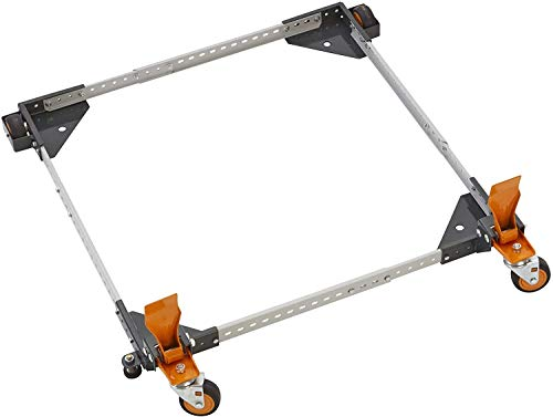 Heavy Duty 500-Pound Capacity Universal Mobile Base for Tools and Machines