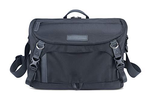 Veo GO 34M BK - Bolsa fotográfica con Compartimento para trípode, 34x11x23cm, Negro