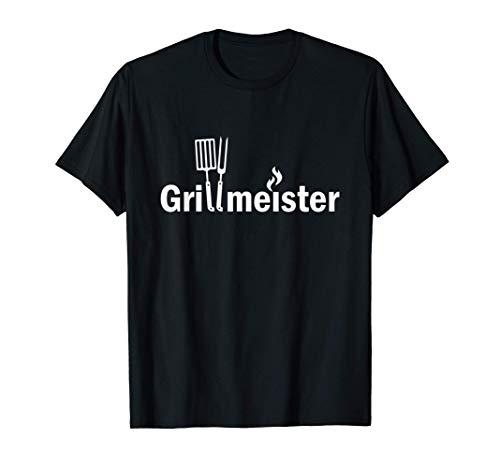 Grillmeister Grillmaster, Bbq, Grillen T-Shirt