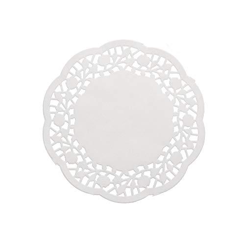 HAOZHAO 100pcs desechable de absorción de Aceite del cordón Blanco del Papel...